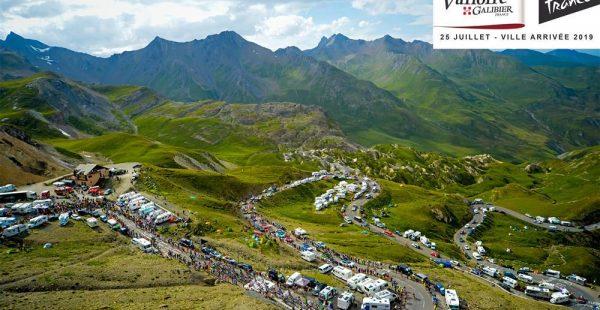 Réservez votre séjour à Valloire pour le tour de France 2019