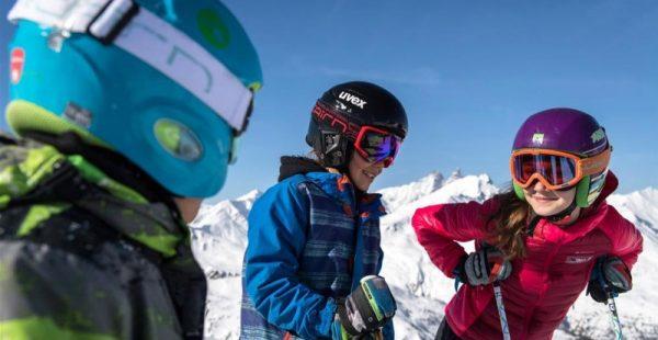 Ski gratuit pour les enfants en Avril !