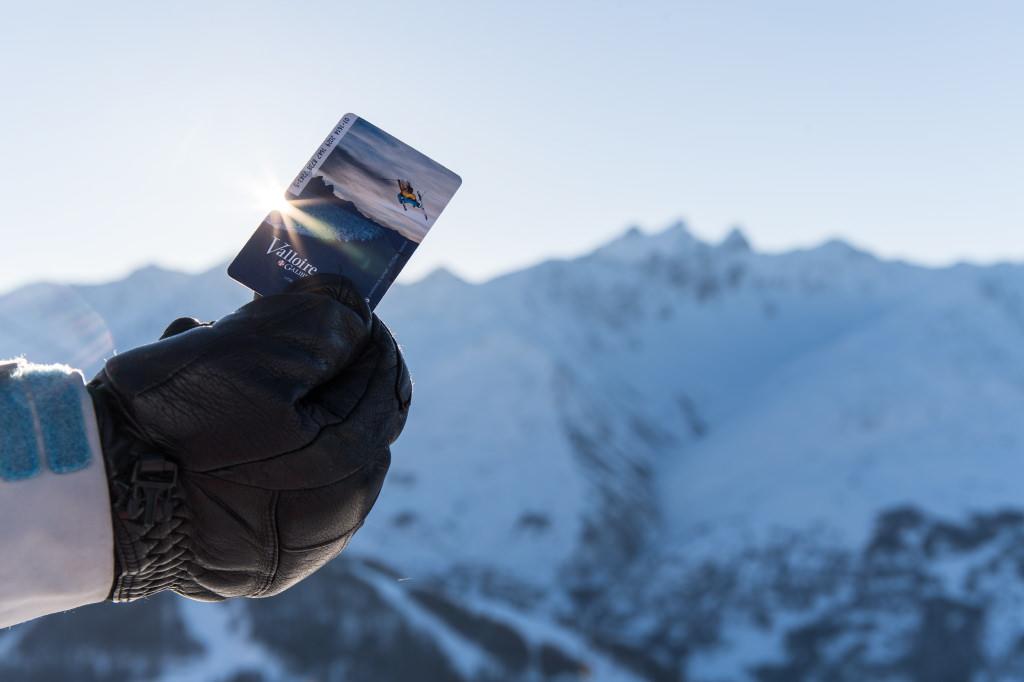 Achetez ou rechargez votre forfait de ski Valloire