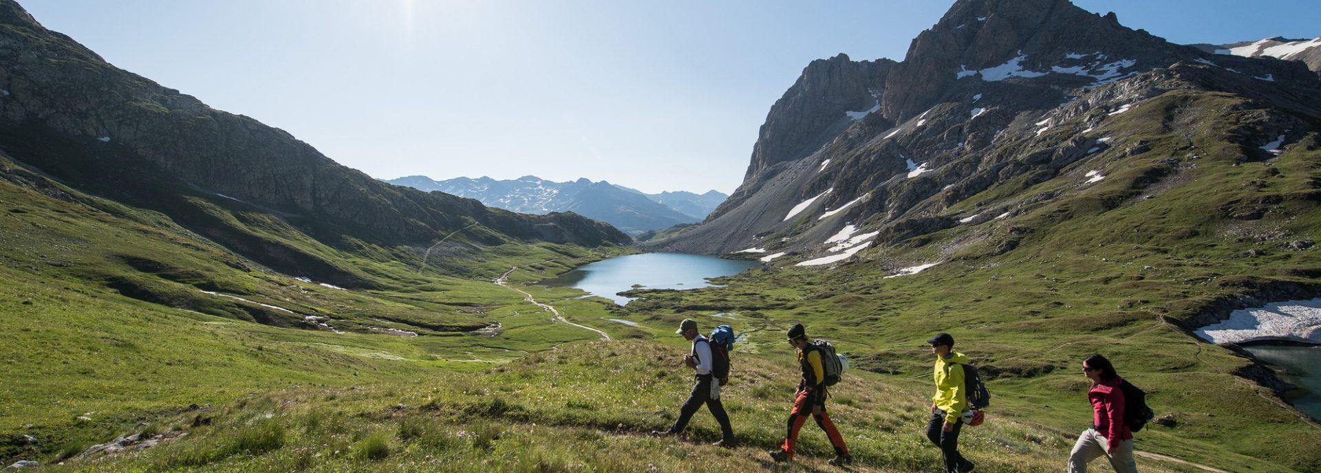 OT Valloire été Alpinisme