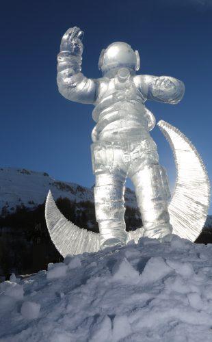 Concours de Sculptures sur Glace