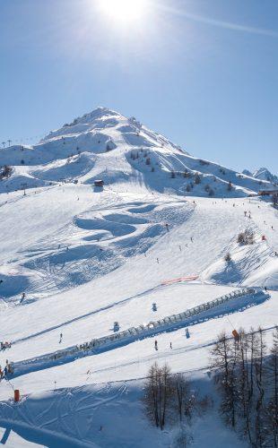 Domaine Skiable Valloire - Massif de la Sétaz