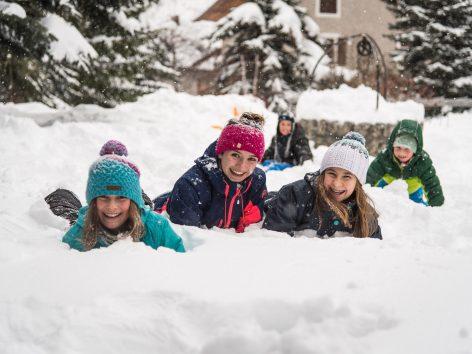vacances au ski en famille à Valloire Galibier
