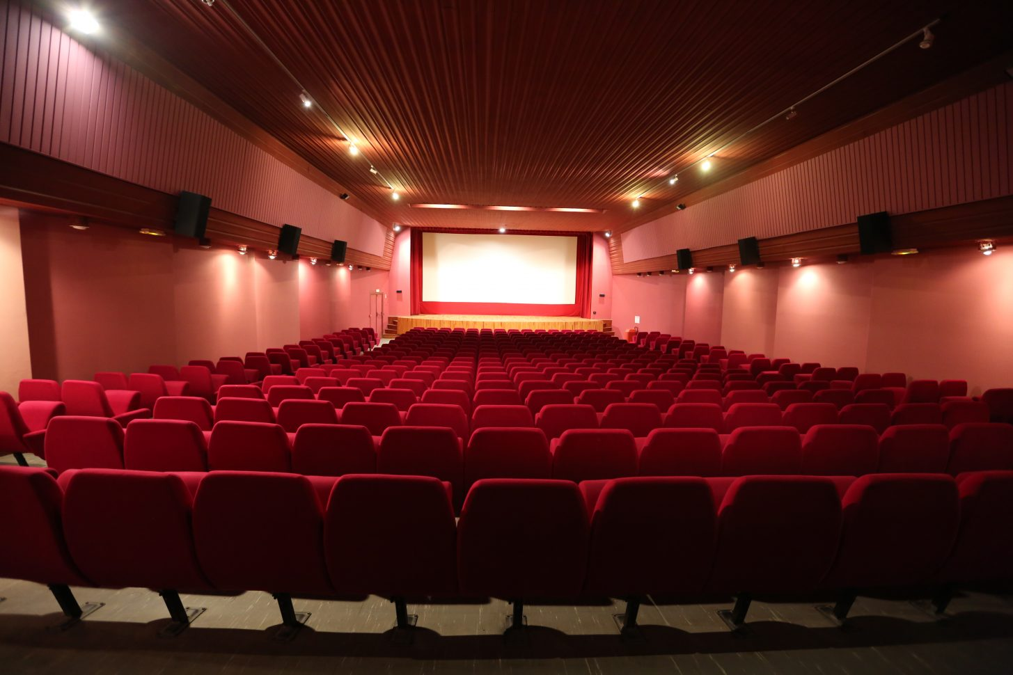 Salle de cinéma de valloire