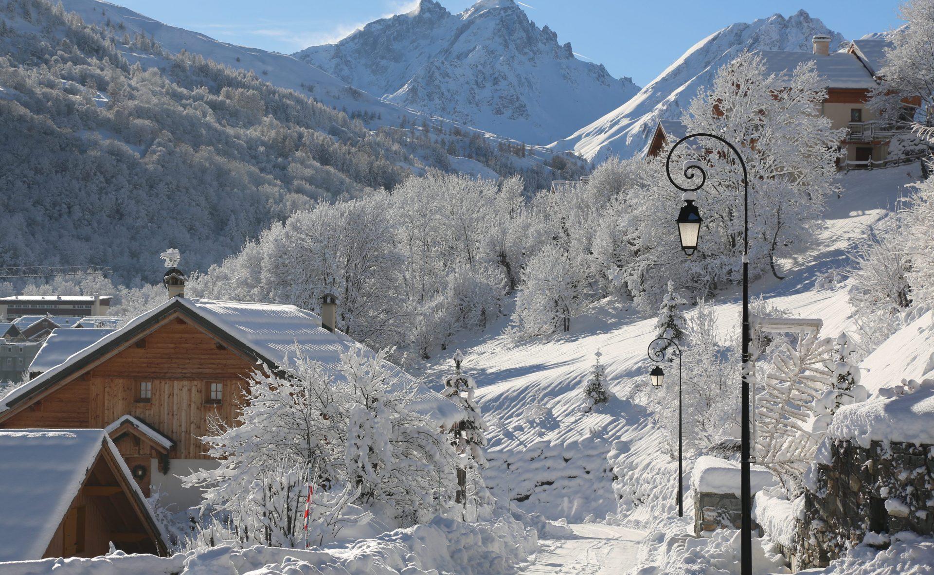 Le hameau du Serroz