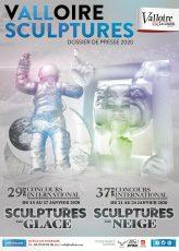DP 2020 - Sculptures Glace et Neige
