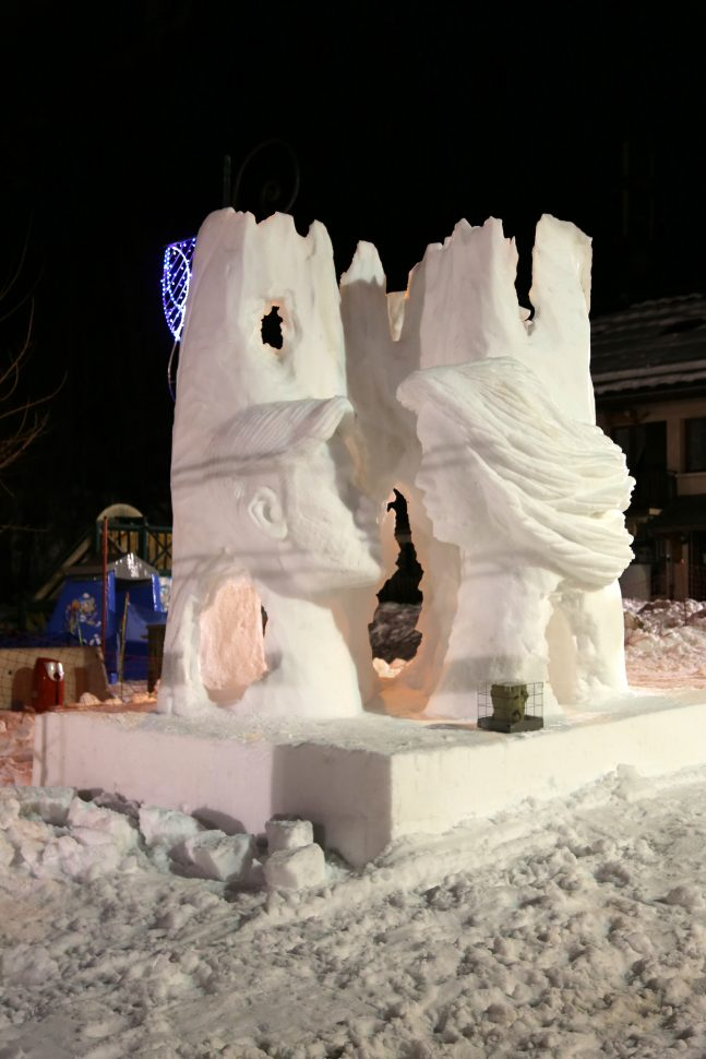 Valloire_Neige2020_Zhang -Qian-Grammont_To commemorate a good time_Chine