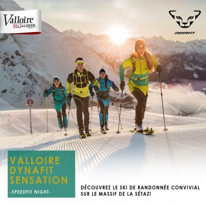 Découverte du ski de randonnée à Valloire