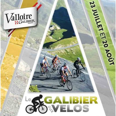 Venez défier les pentes du Galibier à vélo et sans voiture !