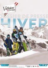 Valloire - Dossier de Presse Hiver 2020-21