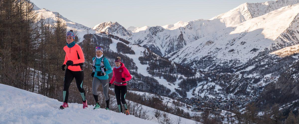 Pratiquer le trail à Valloire