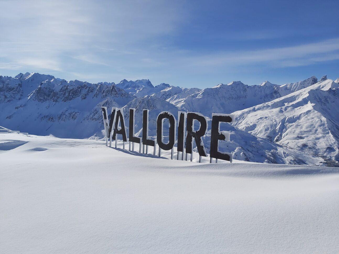 lettre Valloire 3D
