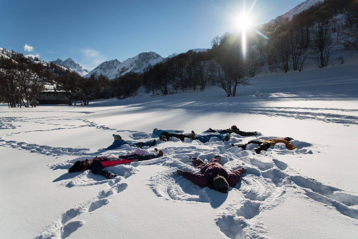ange-neige-famille-valloire-galibier