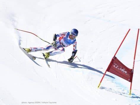 Skieur de Valloire, Théo Lopez