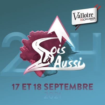 affiche du défis SLA 24h à Valloire